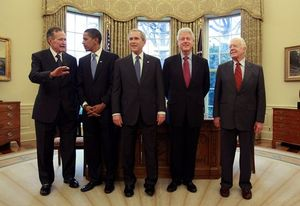 Fivepresidents