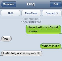 Textfromdog