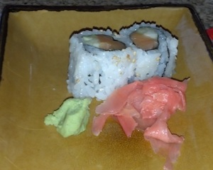 Smoked salmon roll copy
