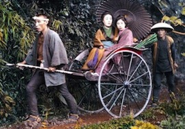 Transport In Japan More Than  100 Years Ago (8)