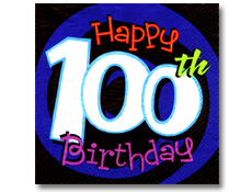 100thbirthday