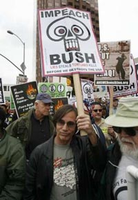 Protestbush
