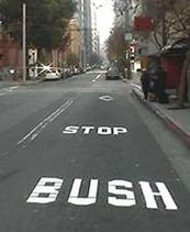 Stopbushstreet